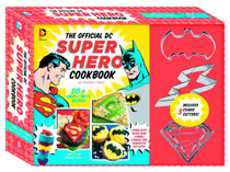 Image: Official DC Super Hero Cookbook Deluxe Edition  - Downtown Bookworks