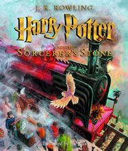 2d0d9b012b8 Image  Harry Potter and the Sorcerer s Stone Illustrated Edition HC -  Scholastic Inc.