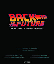 Image: Back to the Future: Ultimate Visual History HC  - Harper Collins Publishers