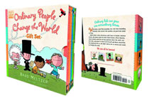 Image: Ordinary People Change the World Gift Set  - Dial Books