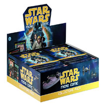 Image: Star Wars Micro Comic Collector's Pack  -