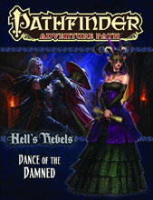 Image: Pathfinder Adventure Path #99: Dance of the Damned SC  -