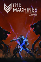Image: Machines HC  - Dark Horse Comics