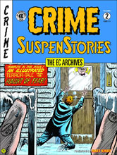 Image: EC Archives: Crime SuspenStories Vol. 02 HC  - Dark Horse Comics