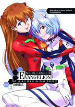 Image: Neon Genesis Evangelion: The Shinji Ikari Raising Project Omnibus Vol. 02 SC  - Dark Horse Comics