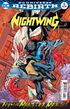Image: Nightwing #6 (Monster Men) - DC Comics
