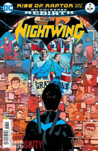 Image: Nightwing #7 - DC Comics