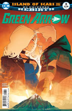 Image: Green Arrow #8 - DC Comics