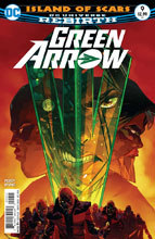 Image: Green Arrow #9 - DC Comics