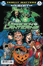 Image: Green Lanterns #8 - DC Comics