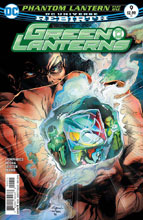 Image: Green Lanterns #9 - DC Comics