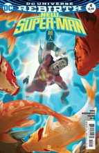 Image: New Super-Man #4 (variant cover - Bernard Chang) - DC Comics