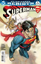 Image: Superman [2016] #9 (Robinson variant cover) - DC Comics