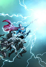 Image: DC Universe: Rebirth: The Deluxe Edition HC  - DC Comics