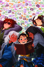 Image: Gotham Academy Vol. 03: Yearbook SC  - DC Comics