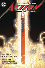 Image: Superman: Action Comics Vol. 09 - Last Rites HC  - DC Comics