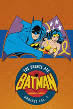 Image: Batman: The Brave and the Bold: The Bronze Age Omnibus Vol. 01 HC  - DC Comics