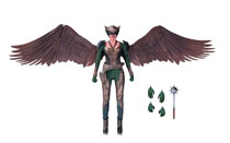 Image: DC's Legends of Tomorrow Action Figure 02: Hawkgirl  - DC Comics