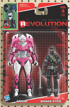 Image: Revolution #4 (subscription cover D - Adam Riches)  [2016] - IDW Publishing
