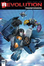 Image: Transformers: Revolution #1 (incentive cover - Ken Christiansen) (10-copy) - IDW Publishing