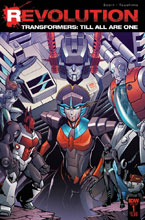 Image: Transformers: Till All Are One: Revolution #1 - IDW Publishing