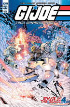 Image: G.I. Joe: A Real American Hero: Snake in the Grass Part Four #233  [2016] - IDW Publishing