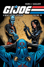 Image: G.I. Joe: A Real American Hero Vol. 16 SC  - IDW Publishing
