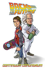 Image: Back to the Future Vol. 02: Continuum Conundrum SC  - IDW Publishing
