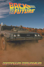 Image: Back to the Future Vol. 02: Continuum Conundrum SC  (Direct Market edition) - IDW Publishing