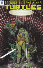 Image: Teenage Mutant Ninja Turtles #63 (incentive cover - Eric Jones) (10-copy) - IDW Publishing