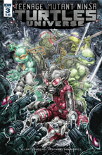 Image: Teenage Mutant Ninja Turtles Universe #3 - IDW Publishing