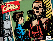 Image: Complete Steve Canyon Vol. 07: 1959-1960 HC  - IDW Publishing