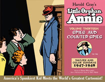 Image: Complete Little Orphan Annie Vol. 13: 1947-1948 HC  - IDW Publishing
