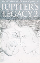 Image: Jupiter's Legacy Vol. 2 #5 (cover B incentive - Quitely Sketch) (25-copy)  [2016] - Image Comics