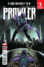 Image: Prowler #1 (Cone Conspiracy)  [2016] - Marvel Comics