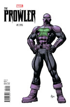 Image: Prowler #1 (Cone Conspiracy) (variant cover - Deodato Teaser)  [2016] - Marvel Comics