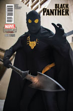Image: Black Panther #7 (Cosplay variant cover - 00731) - Marvel Comics
