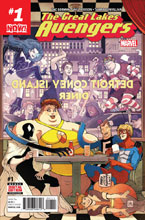 Image: Great Lakes Avengers #1 (NOW!)  [2016] - Marvel Comics