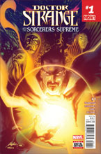 Image: Doctor Strange and the Sorcerers Supreme #1  [2016] - Marvel Comics
