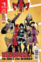 Image: Deadpool & the Mercs for Money #4 [Dec. 2016]  [2016] - Marvel Comics