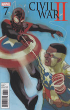 Image: Civil War II #7 (Noto variant cover - 00741)  [2016] - Marvel Comics