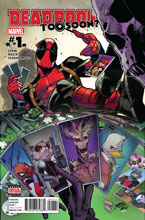 Image: Deadpool: Too Soon #1  [2016] - Marvel Comics