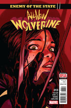 Image: All-New Wolverine #13  [2016] - Marvel Comics