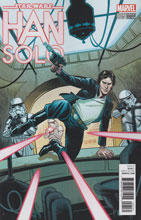 Image: Han Solo #5 (Stewart variant cover - 00531)  [2016] - Marvel Comics