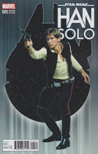 Image: Han Solo #5 (Movie photo variant cover - 00541) - Marvel Comics