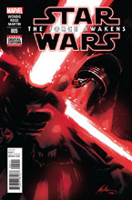 Image: Star Wars: The Force Awakens Adaptation #5  [2016] - Marvel Comics