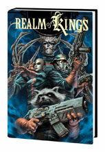 Image: War of Kings Aftermath: Realm of Kings Omnibus HC  - Marvel Comics