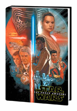 Image: Star Wars: The Force Awakens HC  - Marvel Comics