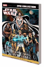 Image: Star Wars Legends Epic Collection: The Original Marvel Years Vol. 01 SC  - Marvel Comics
