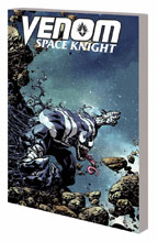Image: Venom: Space Knight Vol. 02 - Enemies and Allies SC  - Marvel Comics